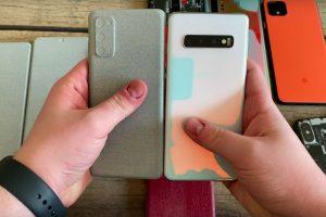 Benchmark тест показал сколько памяти будет у Samsung Galaxy S 20. На видео продемонстрировали корпус новинки