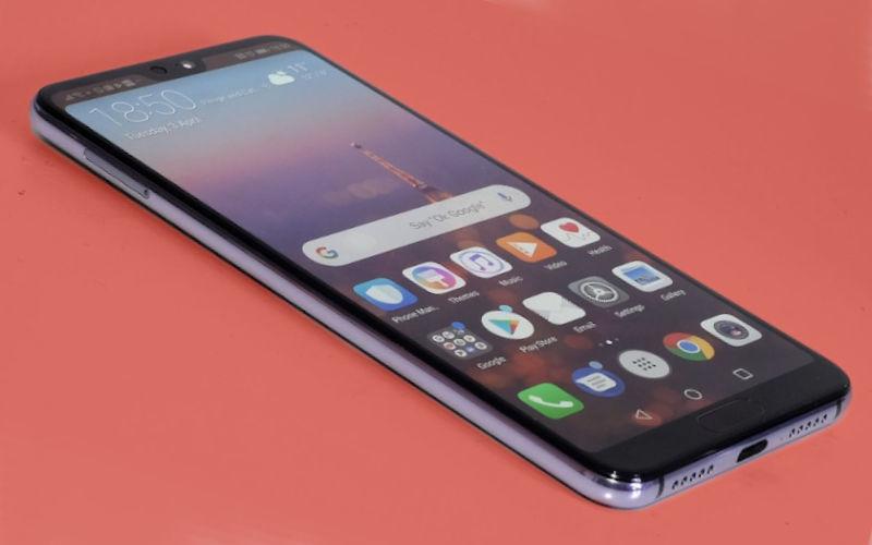 Телефон Huawei P20 Pro