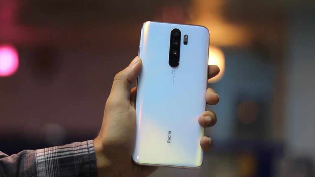 Телефон Xiaomi Redmi Note 8 Pro