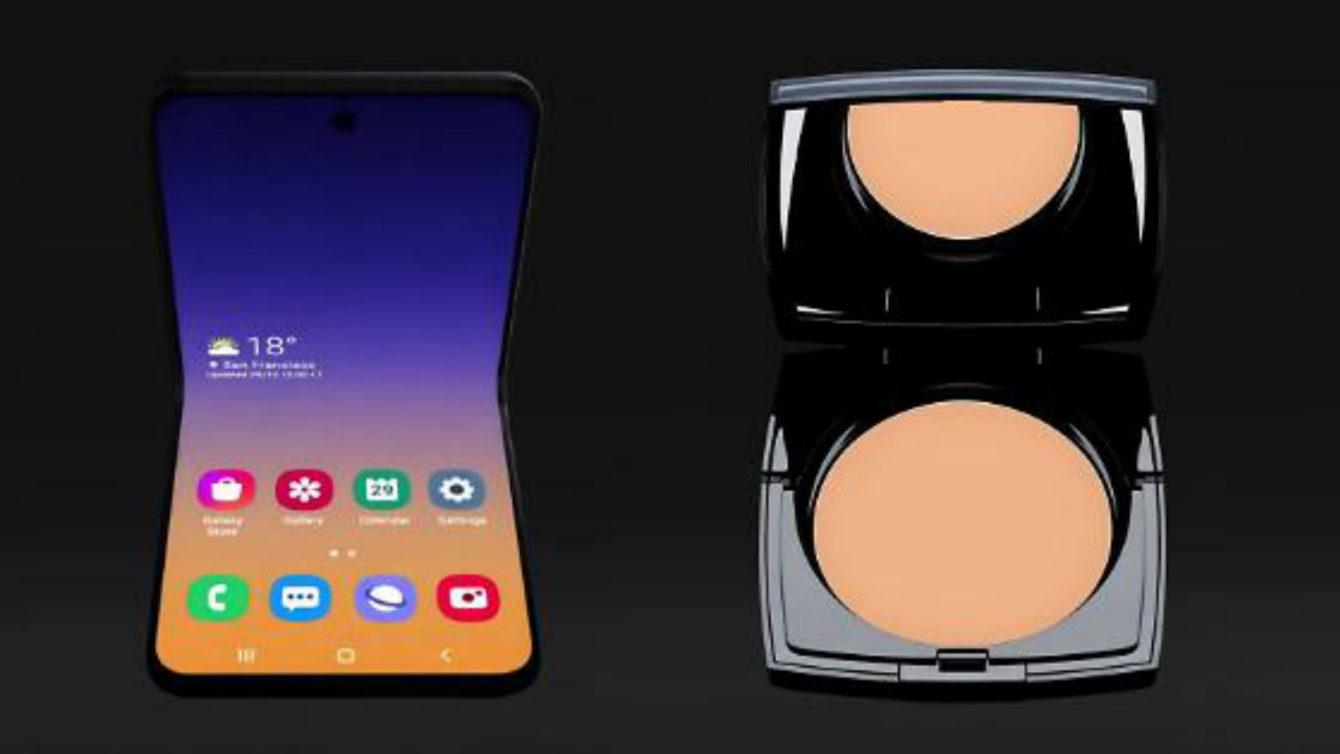 смартфон Galaxy Bloom