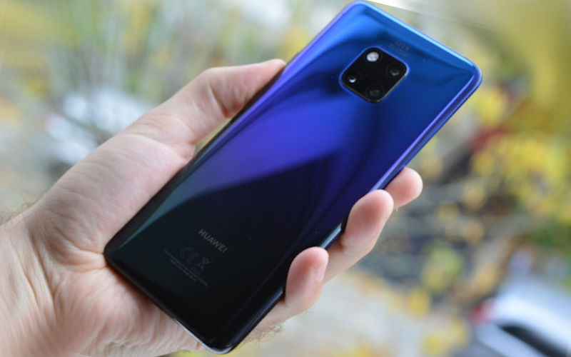 Телефон Huawei Mate 20 Pro