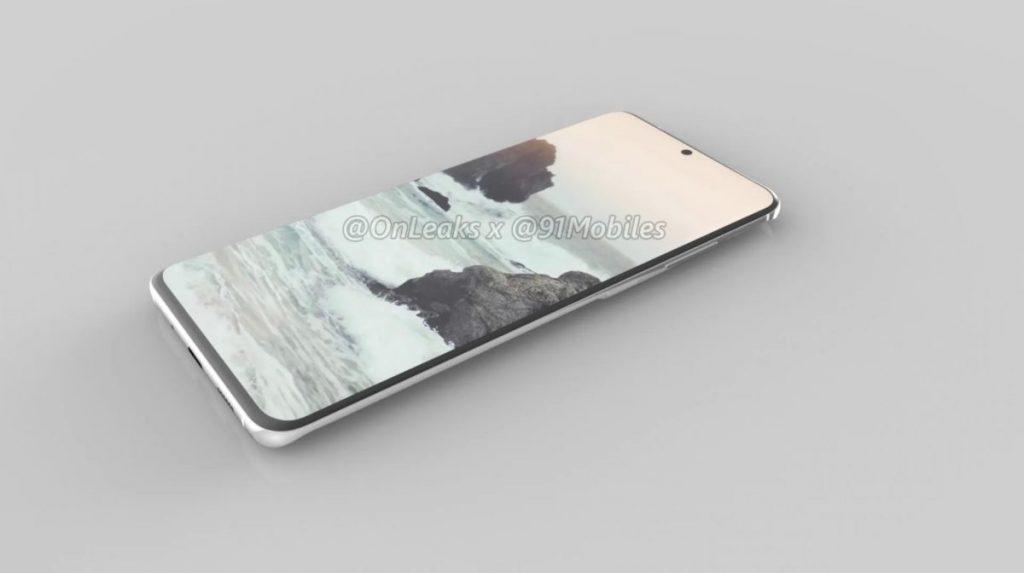 Появилось видео нового флагмана Samsung Galaxy S20