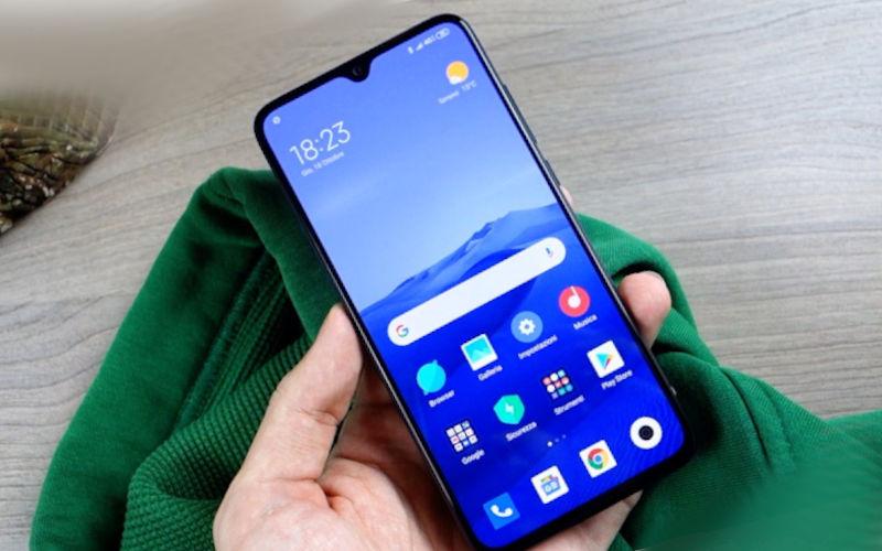 Телефон Xiaomi mi 9 lite
