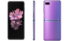 Появились фото и официальное видео новой раскладушки Samsung Galaxy Z Flip