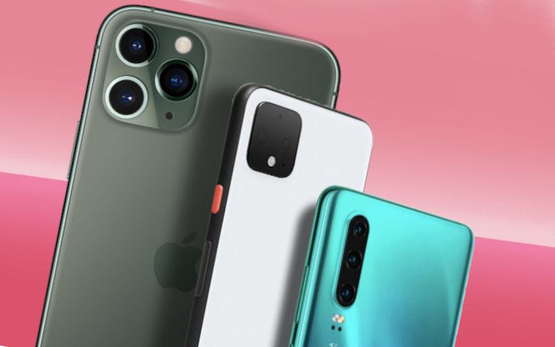 ТОП-9 лучших телефонов с хорошей камерой и батареей
