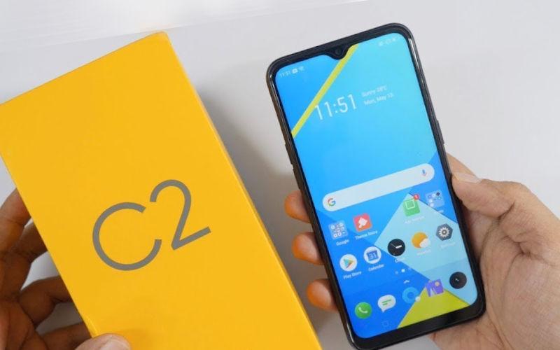 Смартфон Xiaomi Realmi C2