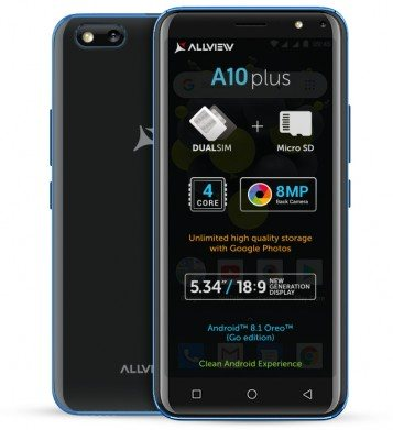 Allview Young A10 Plus