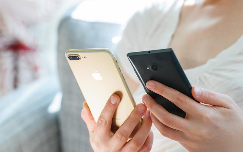 Андроид или iOS