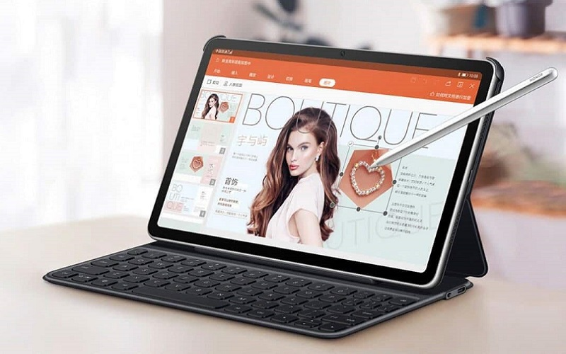 Honor ViewPad 6 — флагманский планшет со стилусом, Wi-Fi 6 и 5G