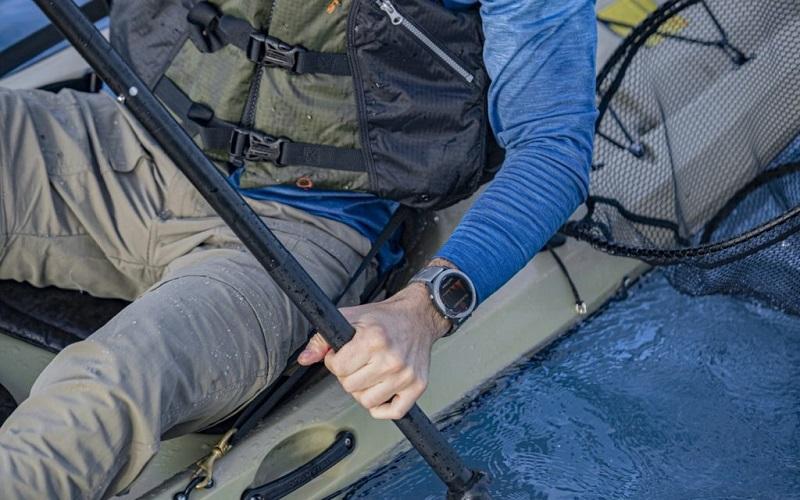 Garmin выпустила смарт-часы Quatix 6X Solar с подзарядкой от солнечной энергии