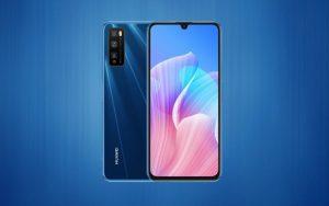 Huawei представила смартфон Enjoy Z 5G с процессором Dimensity 800