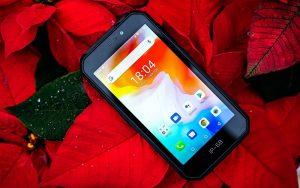 Ulefone Armor X7 Pro — недорогой защищенный смартфон с NFC и Android 10