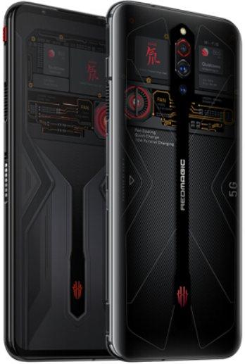 ZTE Nubia Red Magic 5G Transparent Edition 256GB (Прозрачный)