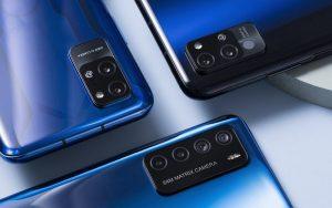 Honor представил игровой смартфон Play 4 на процессор MediaTek Dimensity 800