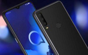 Alcatel 1SE (2020) — бюджетный смартфон с емкой батареей и тройной камерой