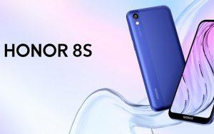 Honor оценил бюджетный 8S (2020) с Face Unlock в $126