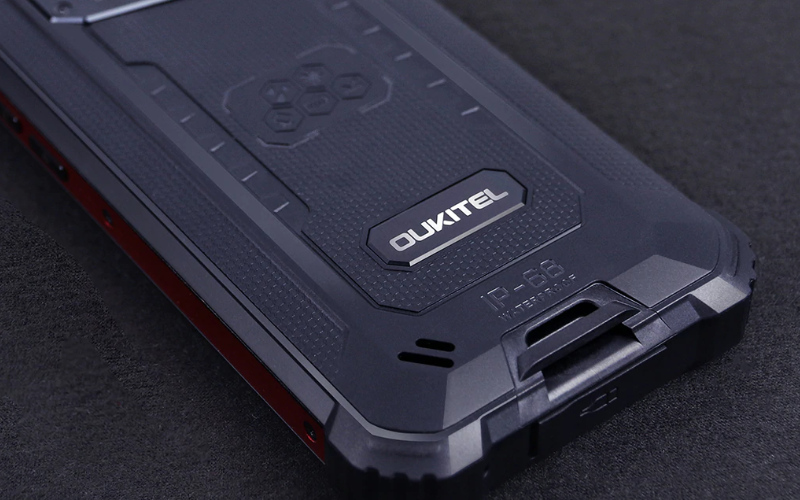 Oukitel представила защищенный смартфон WP5 Pro с мощной батареей