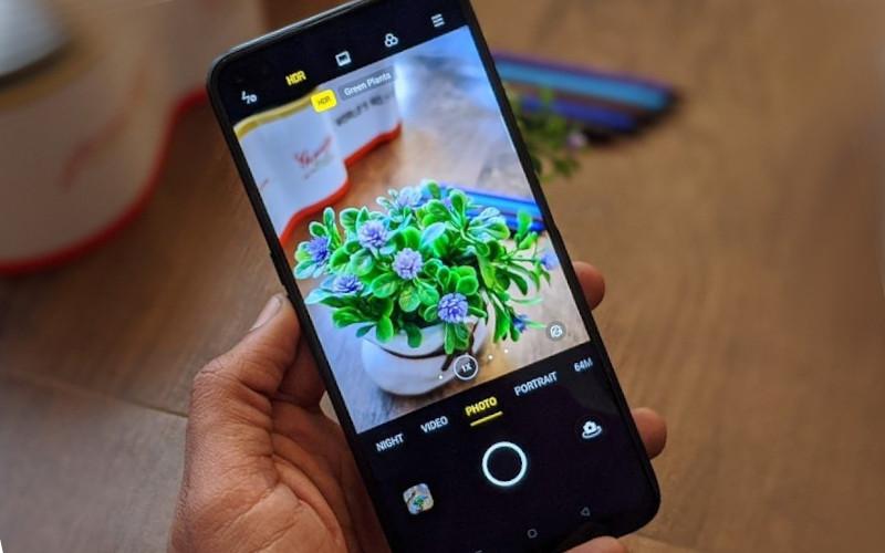 Экран Realme 6 Pro