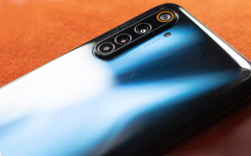 Камеры Realme 6 Pro