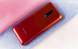 Ulefone Note 8P — яркий компактный бюджетник за 5000 рублей