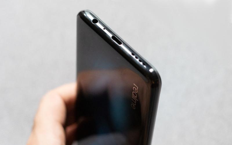Порты Realme 6 Pro