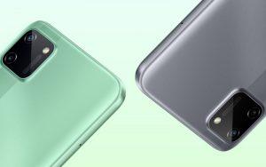 Realme оценила смартфон C11 с емкой батареей на 5000 мАч в $100