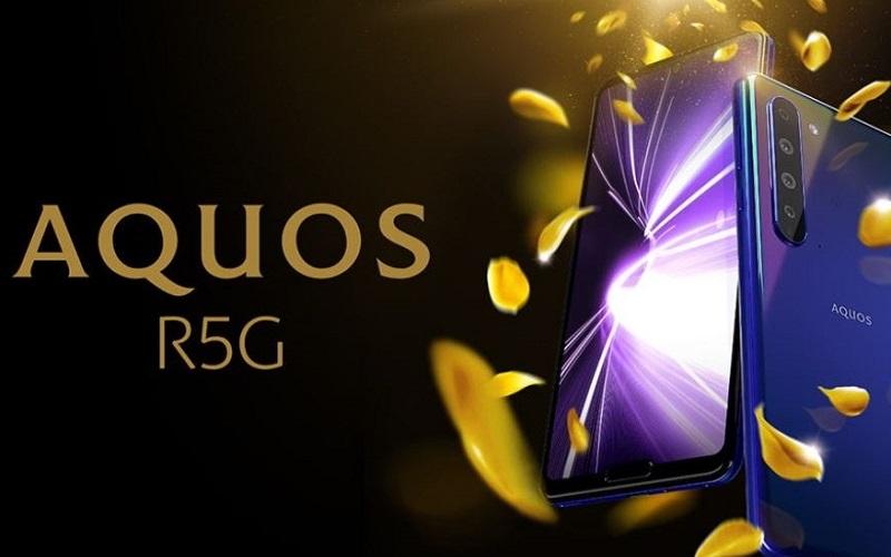 Защищенный Sharp Aquos R5G со 120-герцевым экраном QHD+ вышел на международный рынок