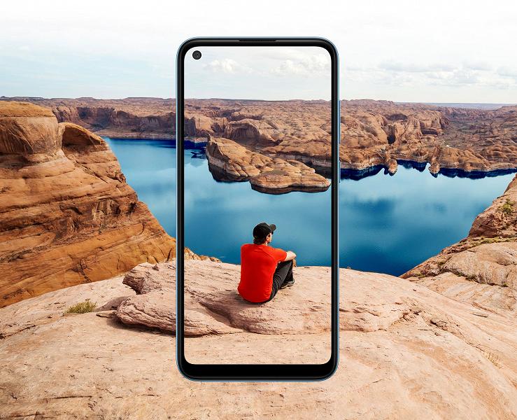 Samsung Galaxy A11 в России