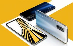 Vivo iQOO Z1x 5G — один из самых дешевых смартфонов с поддержкой 5G и со 120-Гц экраном