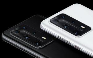 Huawei привезла в Россию флагманский смартфон Huawei P40 Pro+ стоимостью 99999 рублей