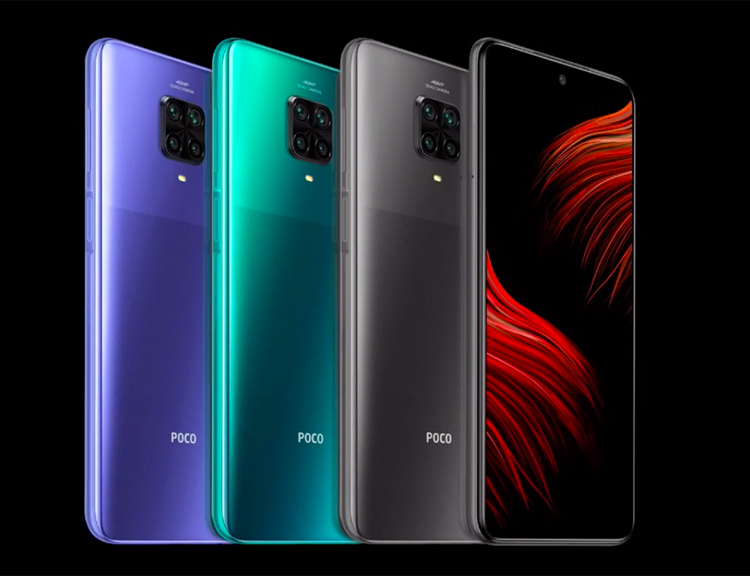 Смартфон Poco M2 Pro