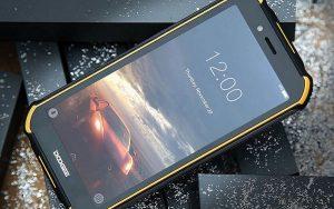 Doogee выпустила защищенный смартфон S58 Pro с 6 ГБ ОЗУ и емкой батареей