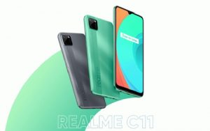 Realme привезла в Россию недорогой смартфон C11 с батареей на 5000 мАч