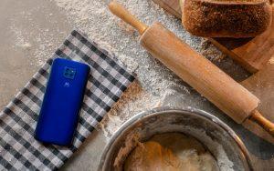 Motorola привезла в Россию смартфон Moto G9 Play с емким аккумулятором и модулем NFC