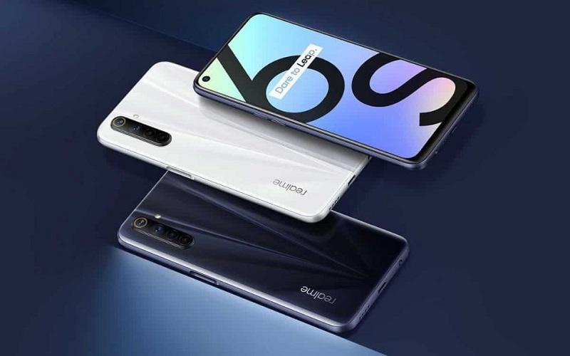 Смартфон Realme 6s для российского рынка получил модуль NFC