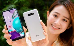 LG представила недорогой защищенный смартфон Q31 с компактным экраном