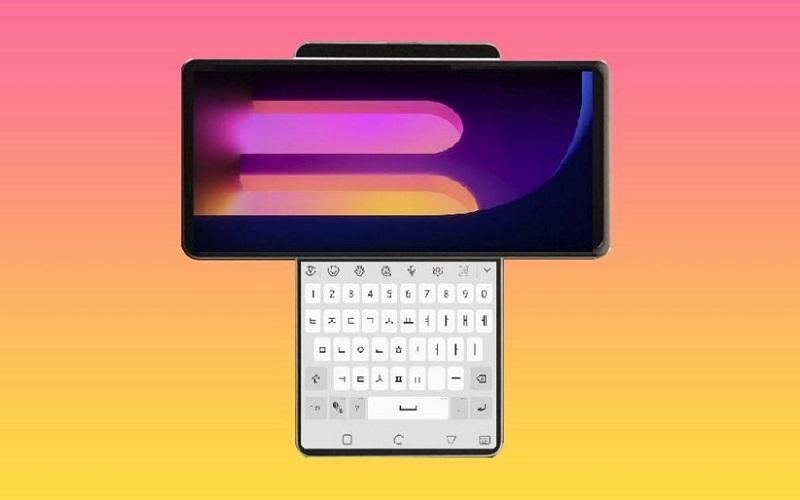 LG представила смартфон Wing с вращающимся экраном