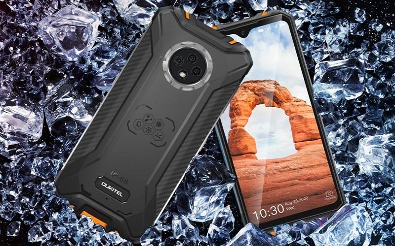 Oukitel оценила неубиваемый смартфон WP8 Pro c модулем NFC и большим аккумулятором в $120