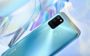 Realme оценила смартфон C17 с экраном 90 Гц и емкой батареей в $190
