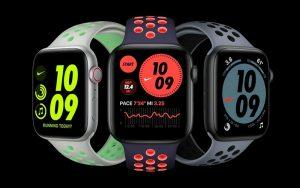 Apple представила умные часы Watch Series 6 с датчиком уровня кислорода в крови