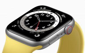 Apple Watch SE — первые бюджетные часы компании