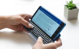 Pro1-X — смартфон от XDA Developers для любителей экспериментов с прошивками