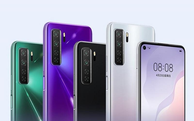 Huawei представила смартфон nova 7 SE 5G Vitality Edition с камерой на 64 Мп и Dimensity 800U