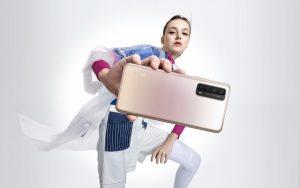 Huawei привезла в Россию обновленный смартфон P smart 2021 с емкой батареей и большим экраном
