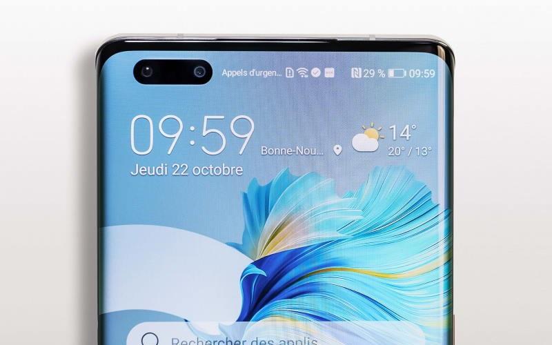 Huawei Mate 40 — новый дорогой флагман компании без сервисов Google