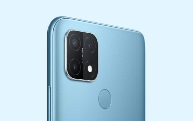 OPPO оценила смартфон A15 с большим экраном и емкой батареей в $150