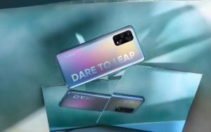 Realme привезла в Россию смартфон Realme 7 с модулем NFC и экраном 90 Гц
