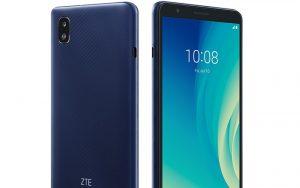 ZTE привезла в Россию недорогой смартфон Blade L210 с Android Go