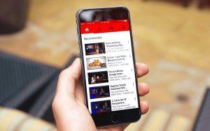 В YouTube для iOS и Android появились новые жесты