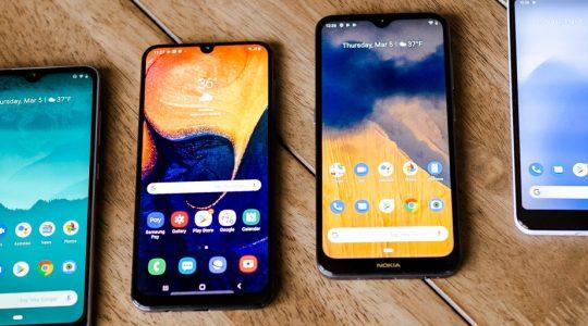 Телефоны с хорошей емкостью аккумулятора